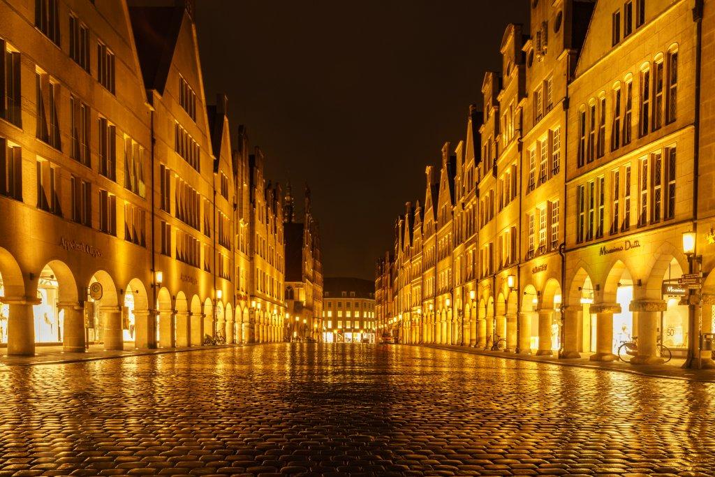 Escort Münster bei Nacht