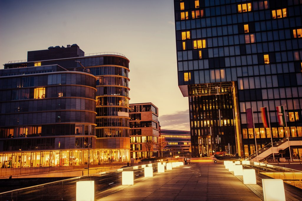 Hotels & Luxushotels in Düsseldorf
