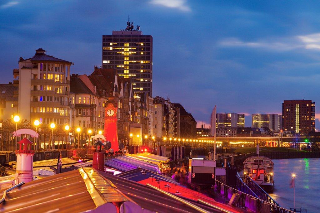 Nachtleben Escort Düsseldorf
